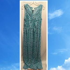 Size XL 16/18 Faded Glory Maxi Dress
